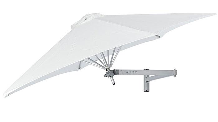 Parasol excentre decentre paraflex